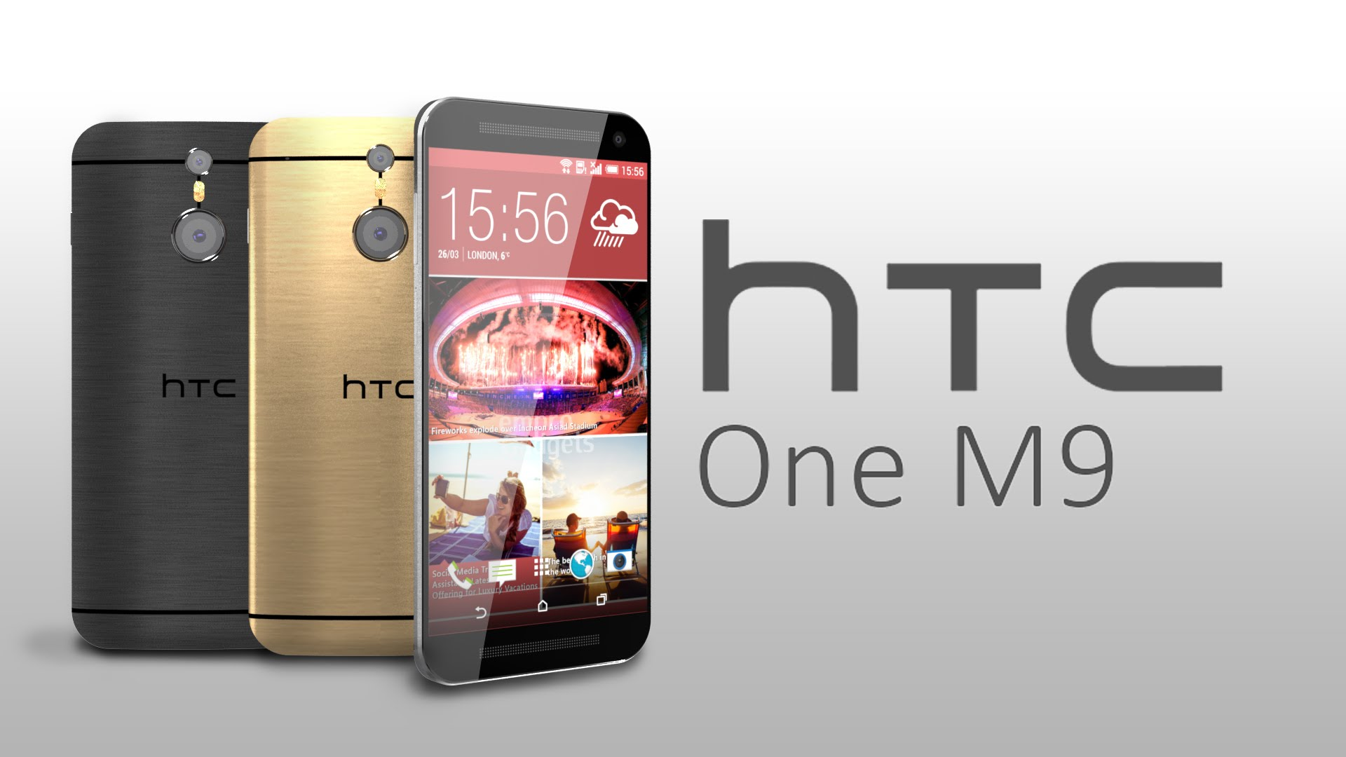 HTC One M9 versus HTC One M8 1