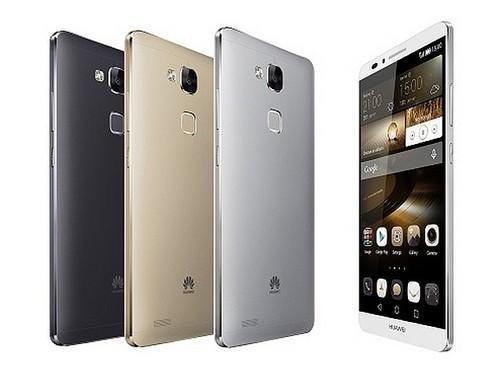 Huawei P8 versus HTC One M9 1