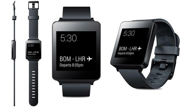 LG G Watch versus Samsung Gear Live versus Motorola Moto 360 1