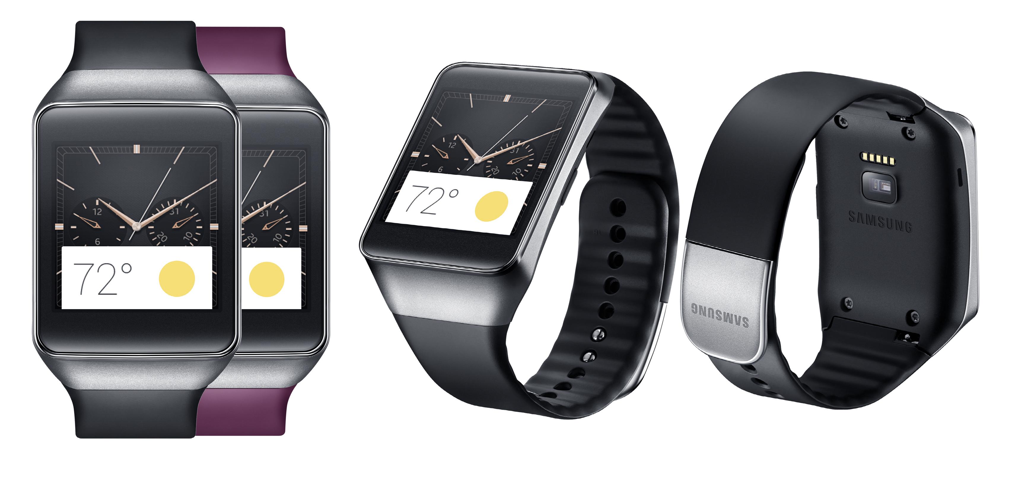 LG G Watch versus Samsung Gear Live versus Motorola Moto 360 2