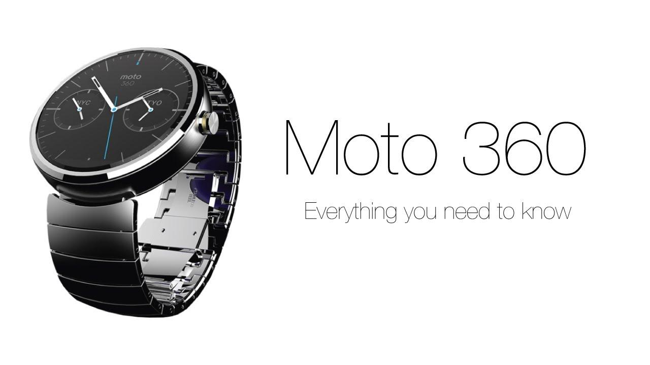 LG G Watch versus Samsung Gear Live versus Motorola Moto 360 3