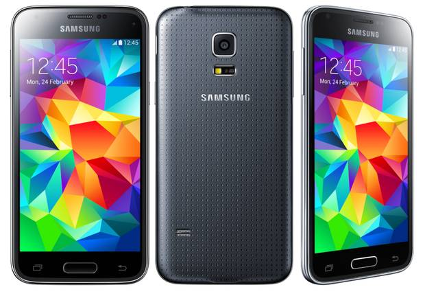 LG G3 versus Samsung Galaxy S5 4