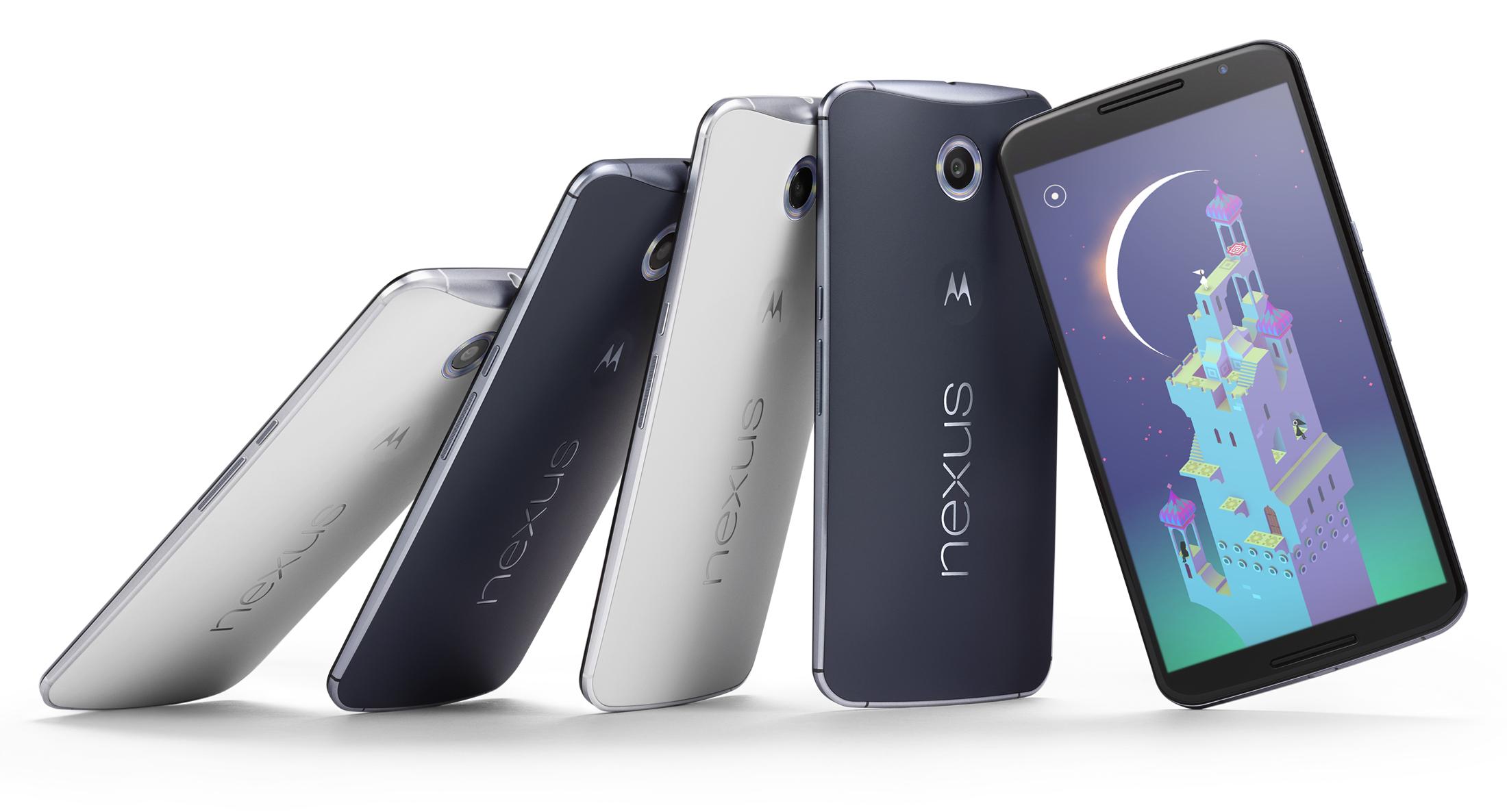 LG G4 versus Google Nexus 6 1