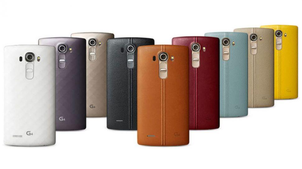 LG G4 versus Google Nexus 6 2