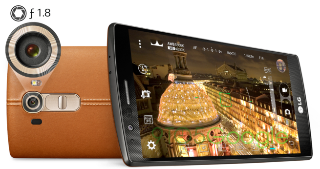 LG G4 versus Google Nexus 6 4