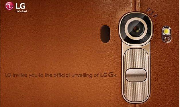 LG G4 versus Samsung Galaxy S6 6