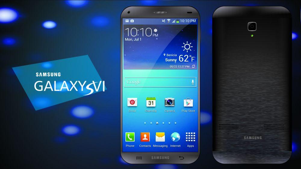 LG G4 versus Samsung Galaxy S6 7