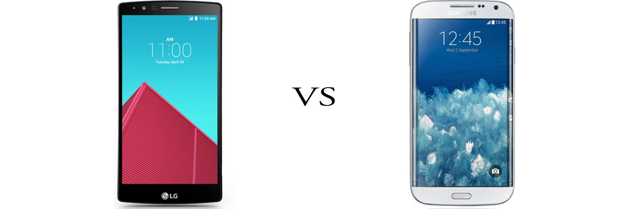 LG G4 versus Samsung Galaxy S6 11