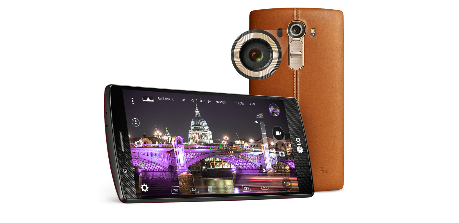 Lenovo Vibe Shot versus LG G4 2