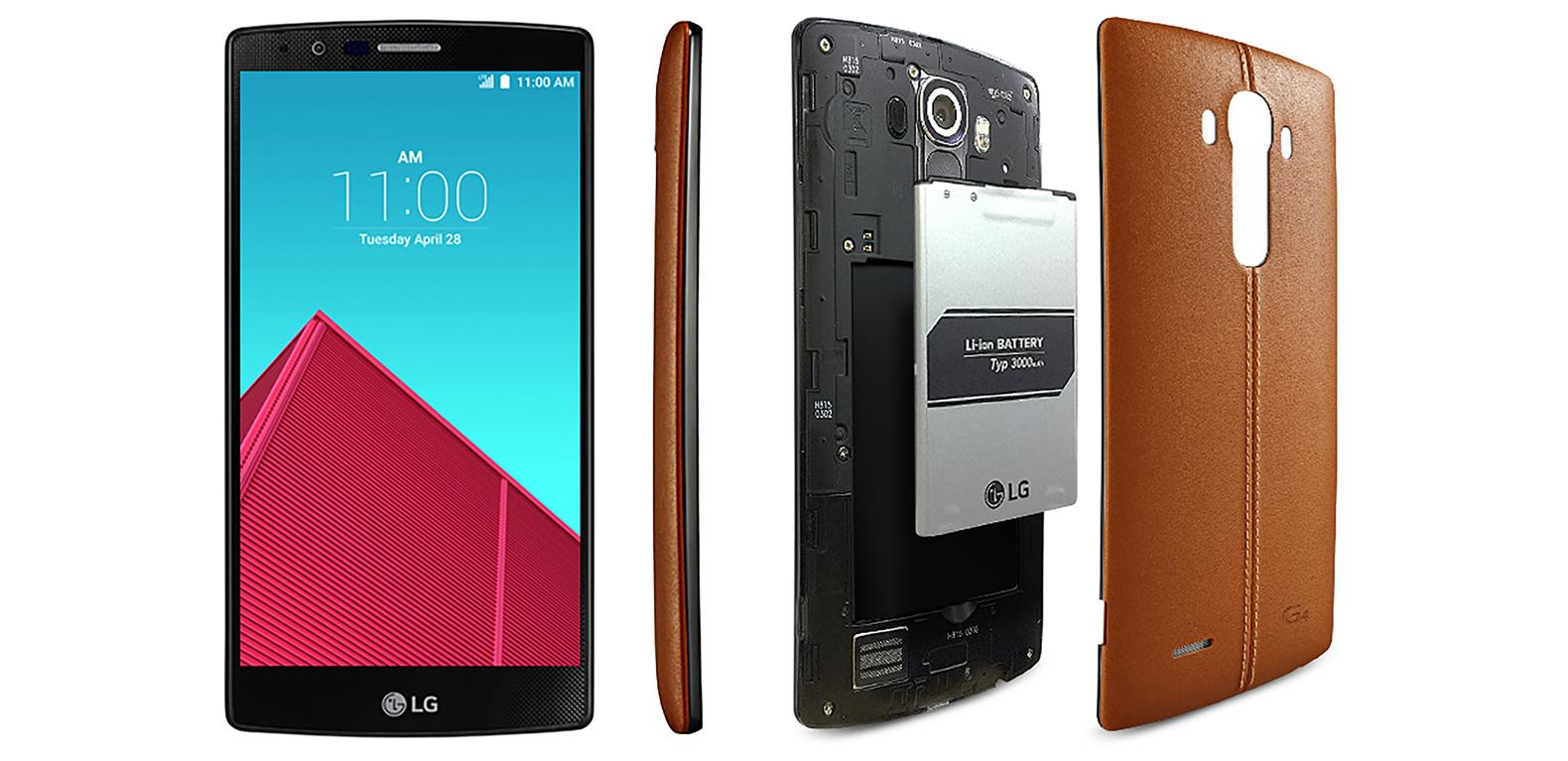 Lenovo Vibe Shot versus LG G4 4