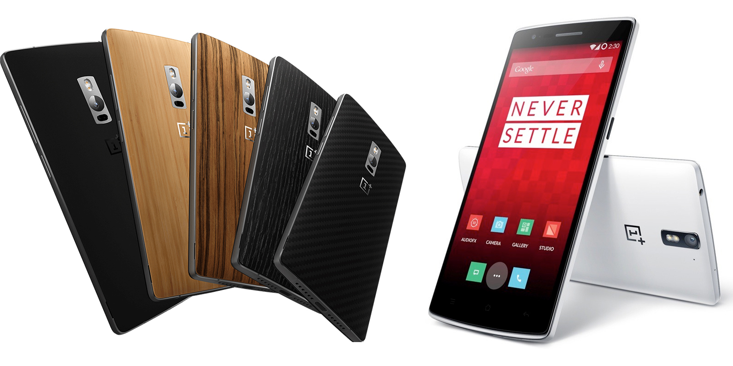 OnePlus Two versus OnePlus One 3