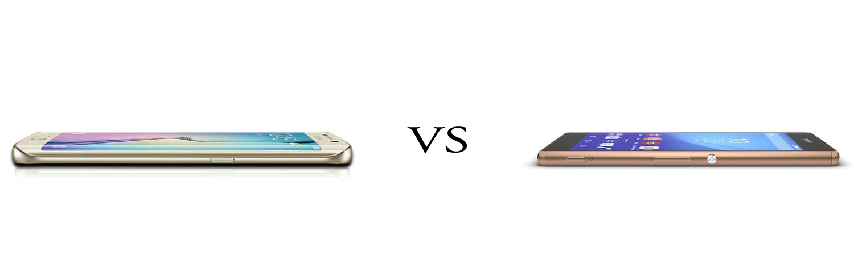 Samsung Galaxy S6 versus Sony Xperia Z3+ 2