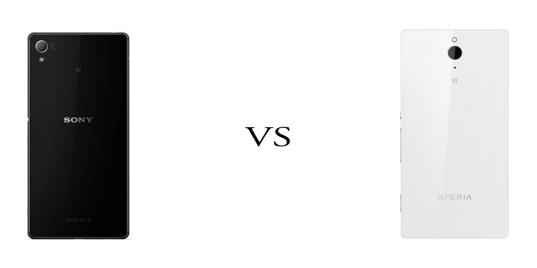 Sony Xperia Z3+ versus Sony Xperia Z3 3